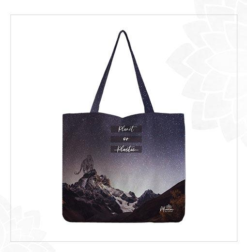 ECO-FRIENDLY TIGER FORCE TOTE BAG